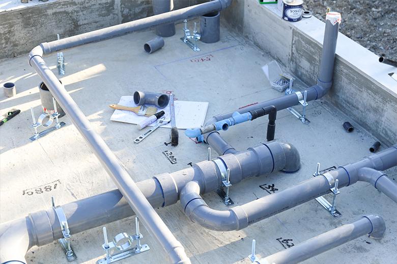 給排水衛生設備設計施工