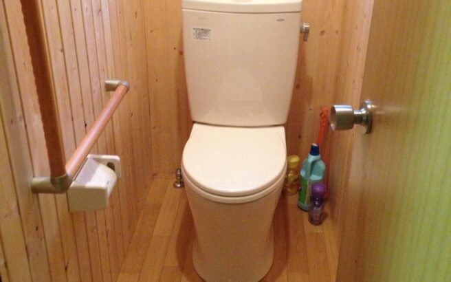 横須賀市浦賀トイレ改修工事